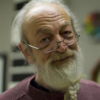 Bruce John Leaman