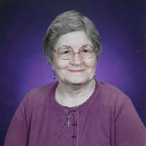 Mrs. Janet Stephenson Eubanks