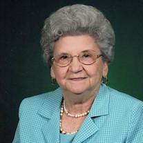 Eula Faye Driver