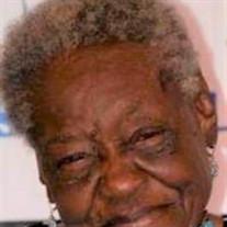 Mrs. Verlene Merrick McDougald