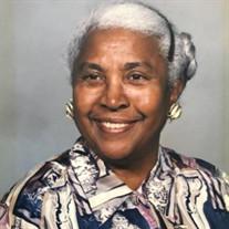 Martha Anne Thomas