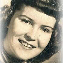 "Mildred ""Millie"" Eleanor Anderson"