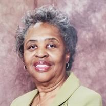 Mrs. Doris Evelyn Parker
