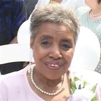 Mrs. Irma Jean Williams