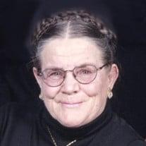 Mrs Carol Anne Buxton