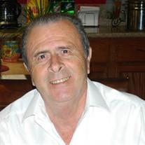"""Osvandir Edson (""""Ed"""") Silva"""