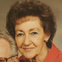 Donna Violet Larsen Purser