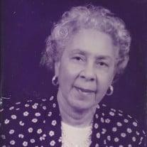 Wilhelmina Myers Kershaw