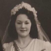 Mrs. Mary (Molly) Wilson