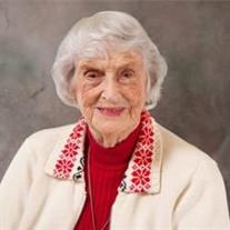 Marjorie Elizabeth Day