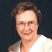 Marie E. (Schwentker) Adie