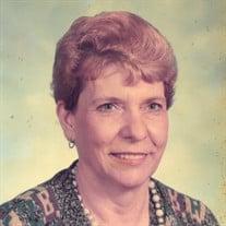 Jeanette Wilhelmina VanDrunen