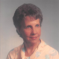 Betty Whicker