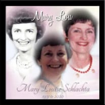 Mary Louise Schlachta