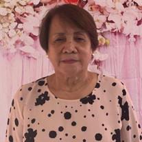 Margarita Domingo Dela Cruz