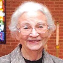 Doris Lee Horner