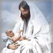 Baby Liam Luis Ambros
