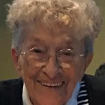 Mary Leva Mennillo