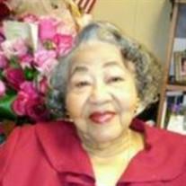 Mrs. Madgie Pearl Walker