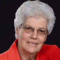 Mary Frances Pannier