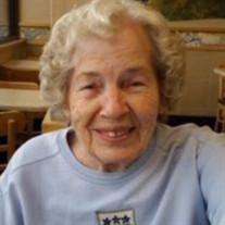 Eleanor Theresa Vetterick