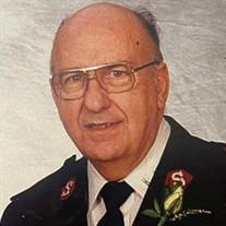 Major Donald E. Tolhurst