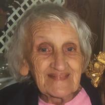 Margaret Evelyn Nix