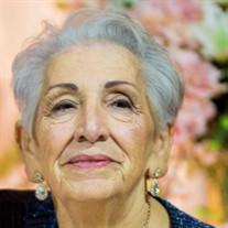 Santos Dora (Sanchez) Almaguer