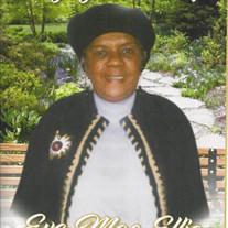 Mrs. Eva Mae Ellis