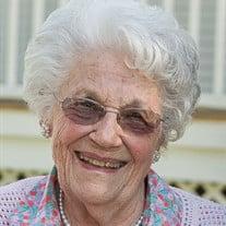 Mrs. Arlene May Oberg