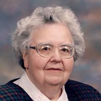 Ms. Suzette Desloges