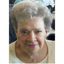 Margaret Jean Cummings