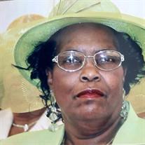 Mrs. Olla Bell Matthews