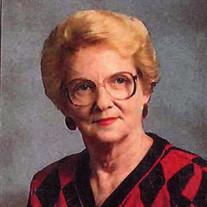Frances Charlene Chapman Shull