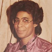 Ms Ida B Patterson