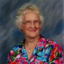Mrs. Hazel Bernice King Stubbs
