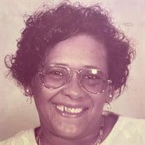 Mrs. Carnel Morgan Sanders