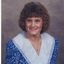 Velma Zoe Ashwander