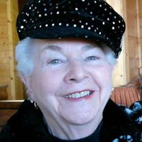 """Mrs. LaVern T. """"Hoopie"""" Hoopingarner"""