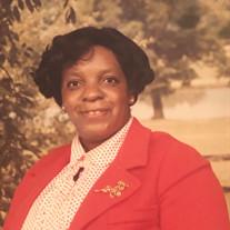 Mrs. Annie G. F. Miller