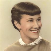 """Eleanor """"Ellie"""" Anne Farris"""