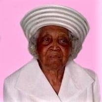 Mother Johnnie Mae Vincent