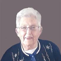 Grace E. Mathews