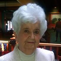 Mary Helen Hudson