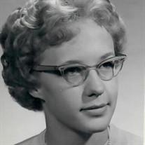 Cynthia Mae Schultz