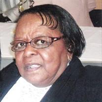 Mrs. Myrine E. Morris