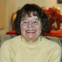 June Marilyn Tressider