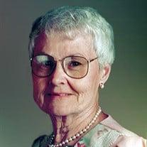 Mary Elizabeth Verwest