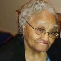 Mrs. Ethel Louise Little Crandell