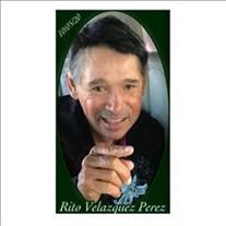 Rito P. Velazquez